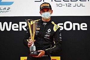Lundgaard ne s'attendait pas à avoir le baquet Renault