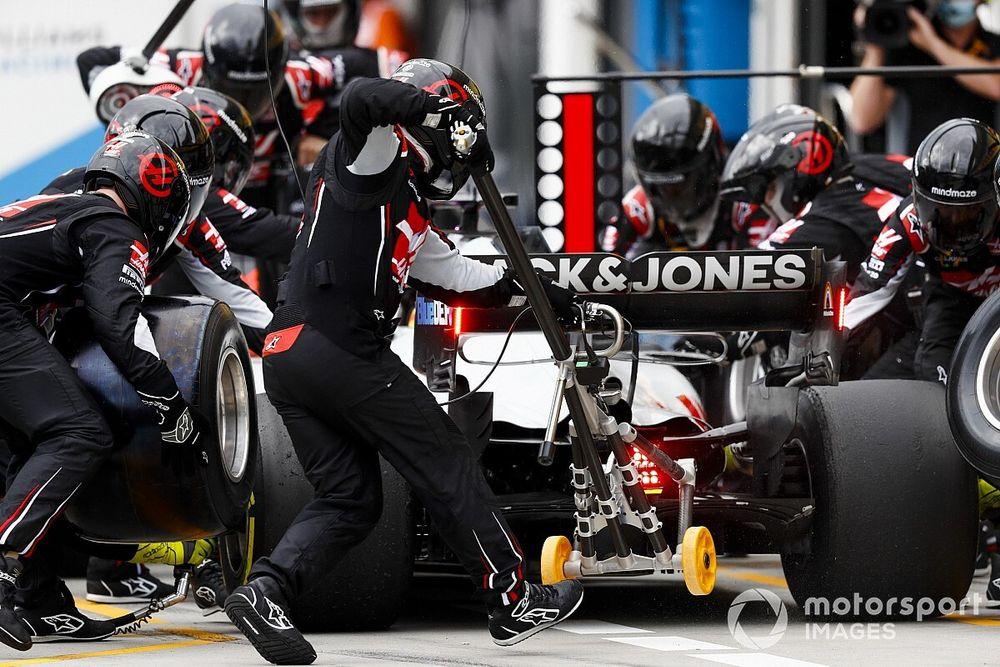 Après ses pénalités, Haas veut que le règlement soit clarifié