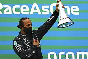 Hungarian GP: Hamilton cruises to eighth Hungaroring win