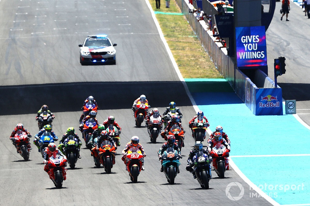 GALERÍA: Las fotos del GP de España de MotoGP