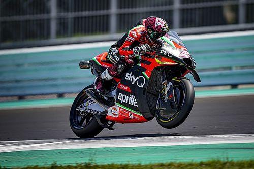 Test MotoGP Misano, Giorno 3: l'Aprilia agguanta la KTM