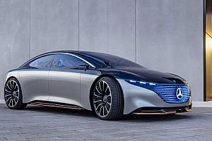 Du nouveau sur la future Mercedes EQS
