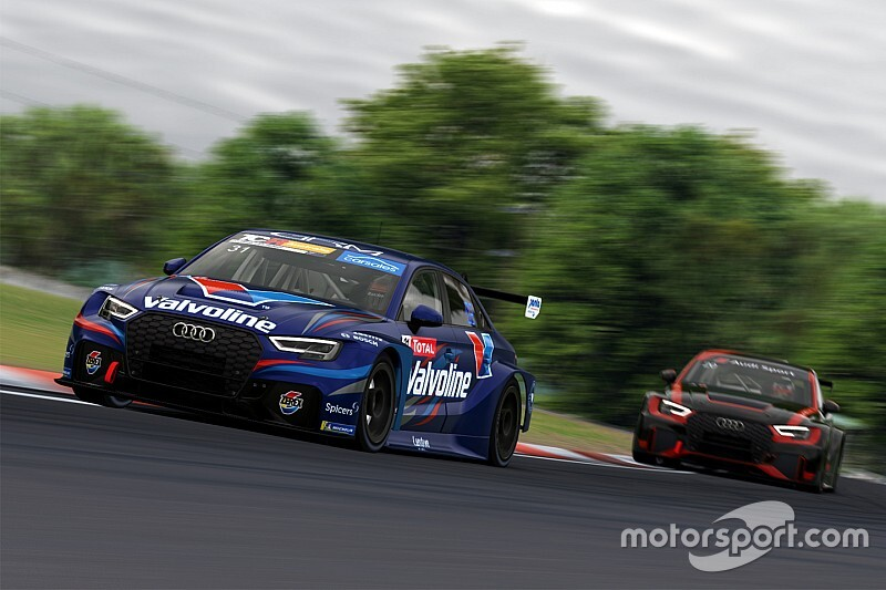 Tander joins eSport Cup as full entry list revealed