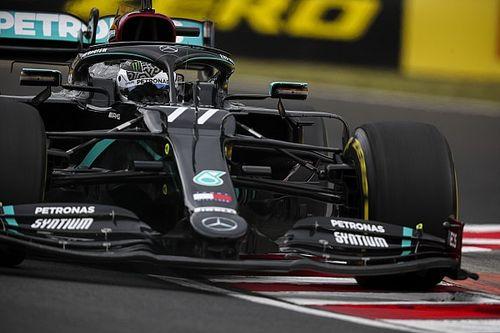 Боттас стал лучшим в третьей тренировке Гран При Венгрии