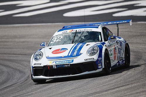 Carrera Cup Italia, Quaresmini inaugura il 2020 al top delle libere
