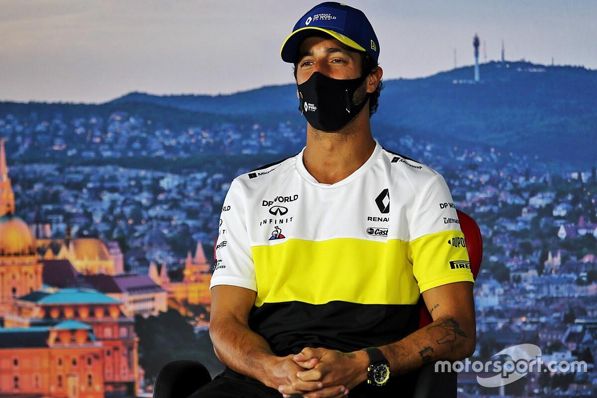 """Ricciardo """"frustré"""" après le réexamen de l'incident Stroll par la FIA"""
