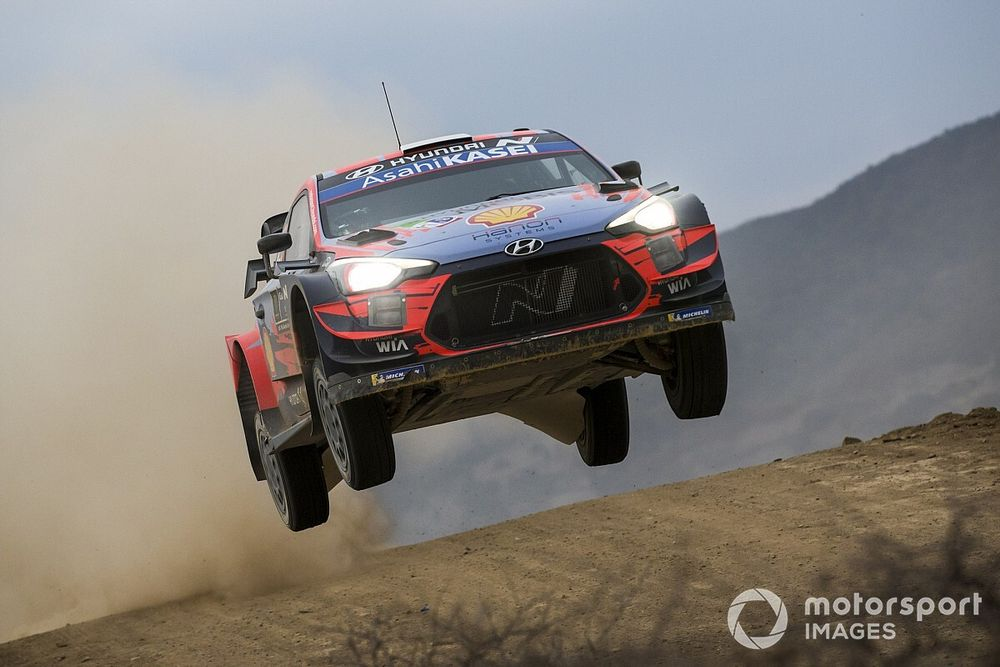 WRC: Hyundai schiera Tanak e Neuville al Rally d'Estonia