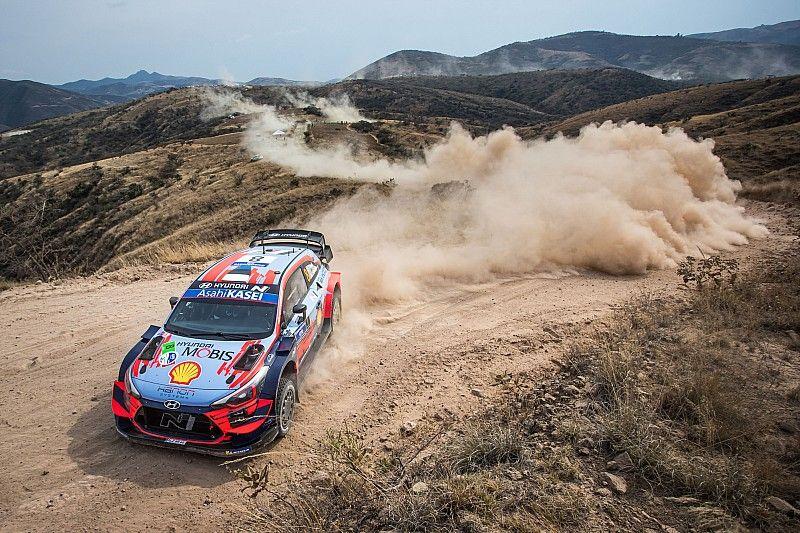 WRC, Rally Messico, PS14: Tanak si avvicina a Suninen