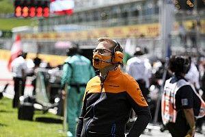 McLaren назвала дату презентации новой машины