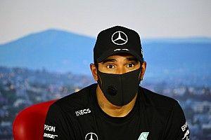 Les pilotes Mercedes surpris des écarts avec Red Bull