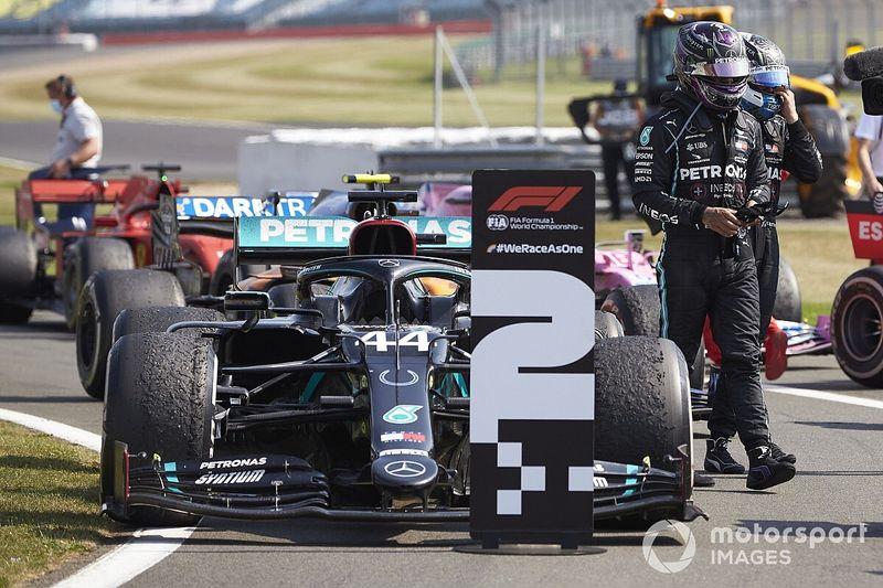 """Mercedes: seria """"burrice"""" não esperar problemas nos pneus na Espanha"""