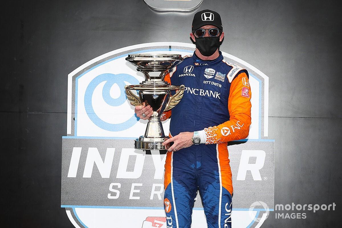 Dixon gagne à Indianapolis devant Rahal et Pagenaud