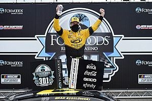 Brad Keselowski cruises to New Hampshire Cup win
