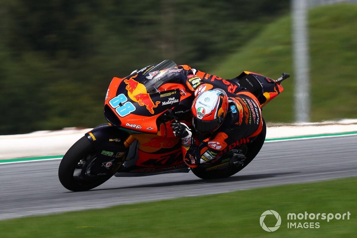 Moto2, Red Bull Ring: Martin trionfa dopo la bandiera rossa