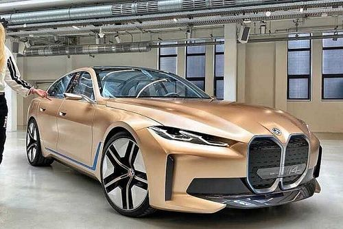 Erősebb lesz az elektromos BMW i4 mint az új M4