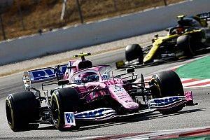 Csak egy fejlesztést tervez a Racing Point az idei szezonra