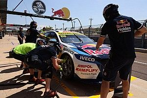 Whincup cleared of unsafe release