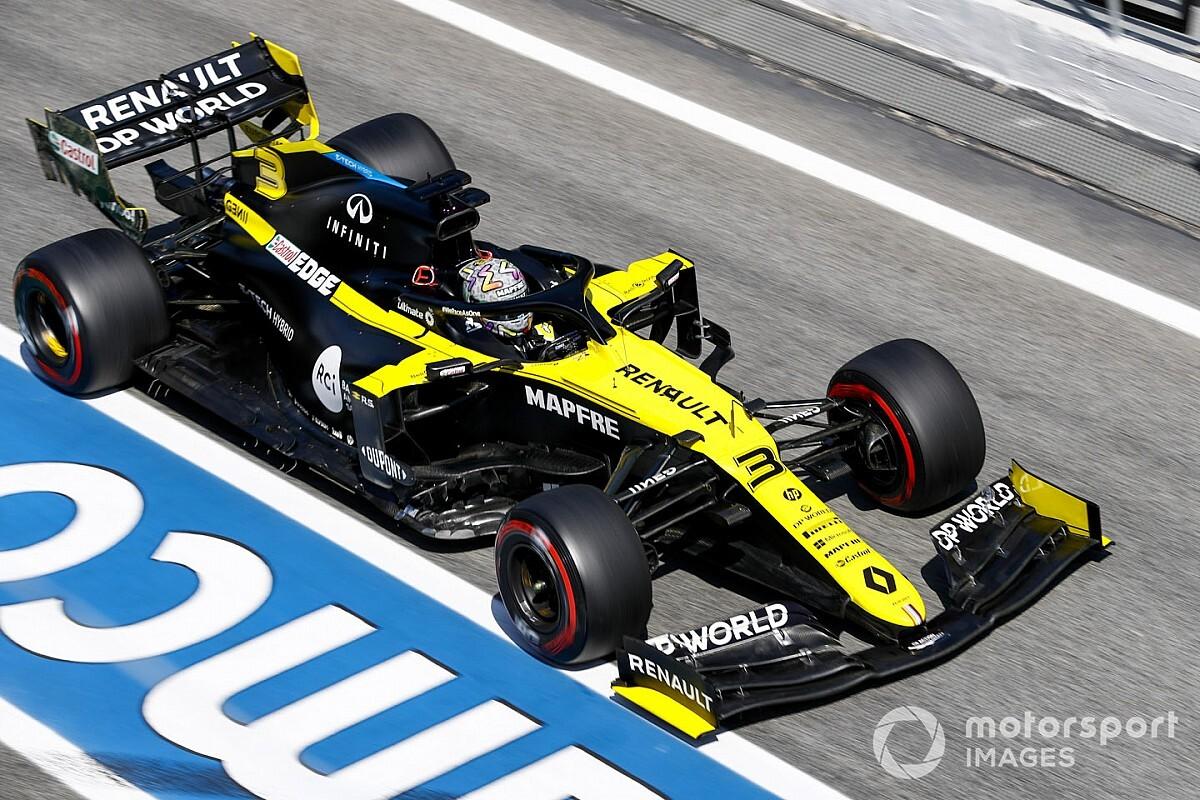 """Ricciardo: """"Rekabetçi görünüyoruz"""""""