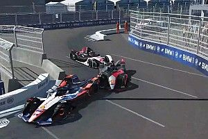 Formula E Race at Home Challenge: finale Wehrlein vs Vandoorne