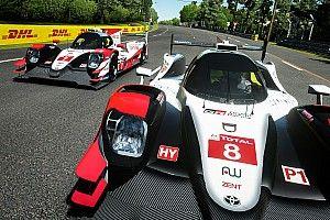 バーチャル・ル・マン24時間まで後1週間。トヨタのドライバーがeスポーツに意気込み