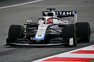 Russell meglepődött a Williams versenyképességén