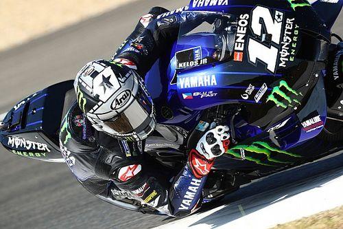MotoGP: Viñales é o mais rápido do dia em Jerez; Márquez correrá apenas no sábado