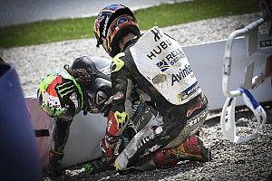 "Rossi: Zarco ""nem direkt"" okozott balesetet, de…"
