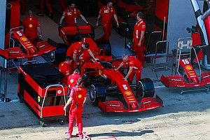 "Second race ""massive opportunity"" to test Ferrari upgrades"