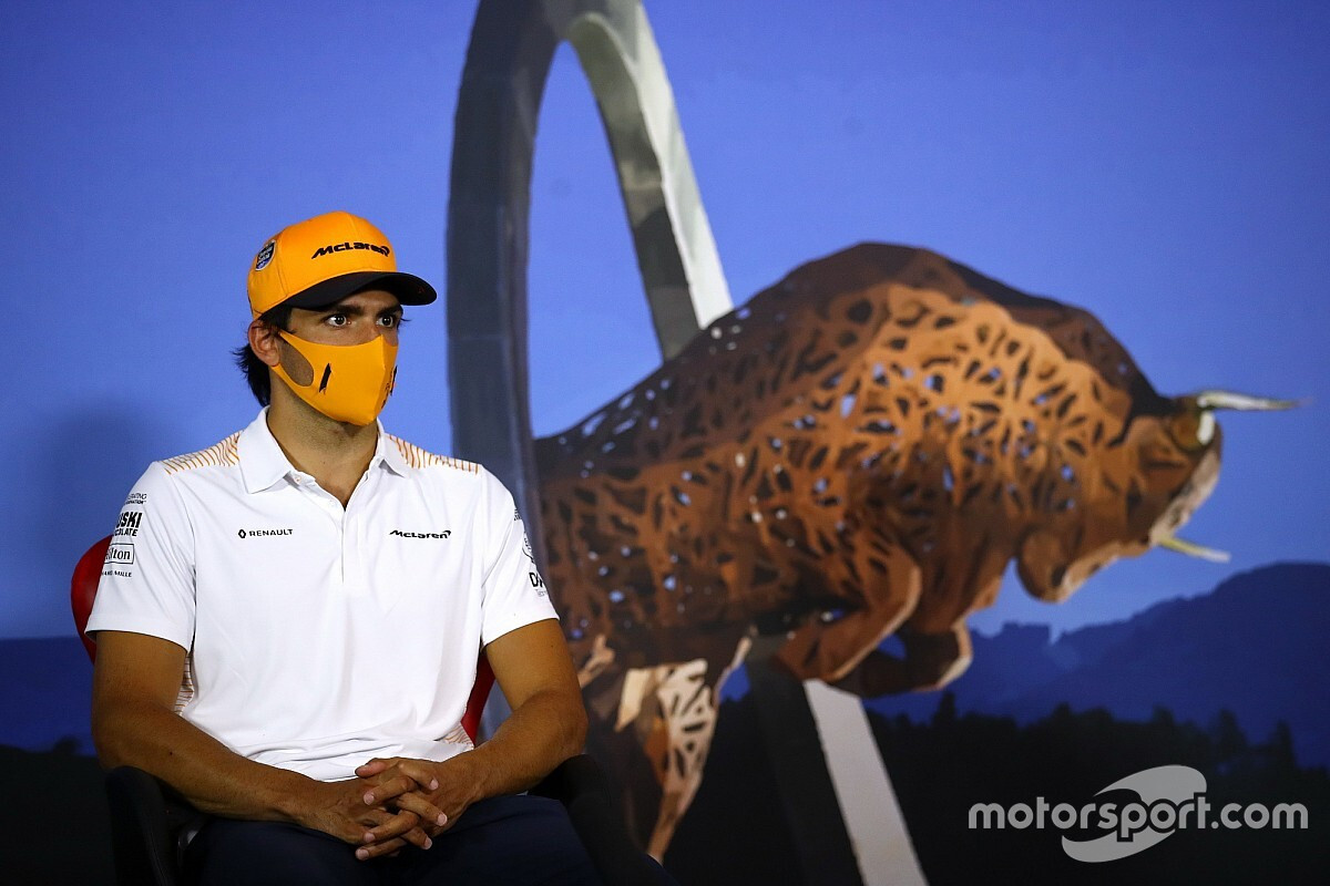 Sainz nem gondolt arra, milyen lenne Alonsóval harcolni az F1-es címért