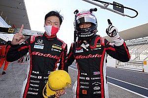 第3戦 GT500予選|64号車Modulo NSX-GTが真夏の鈴鹿で強さみせ今季初PP獲得!