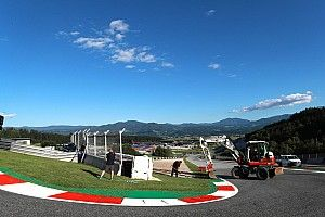 The difficulties in making Red Bull Ring safer for MotoGP