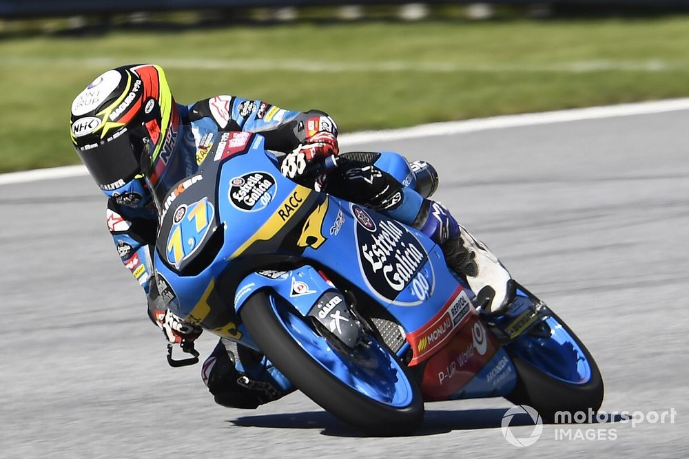 Moto3, Stiria, Libere 3: beffa Arbolino, svetta Garcia