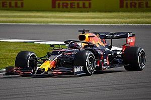 Verstappen lidera la 1° práctica en Silverstone; Vettel con problemas