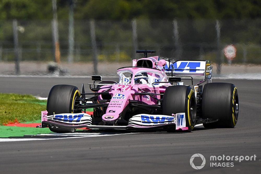 """Hülkenberg : La Racing Point a """"un potentiel énorme"""""""