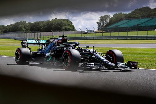 Hamilton a conquis sa 91e pole malgré un tête-à-queue
