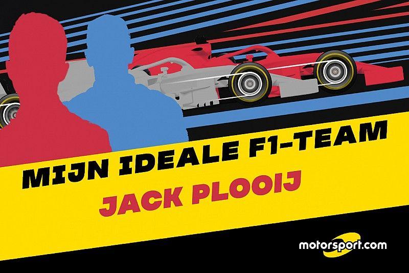 Mijn ideale F1-team: Ziggo Sport-pitreporter Jack Plooij