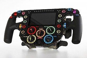 Fotostrecke: Technische Innovation im Motorsport - Das Lenkrad