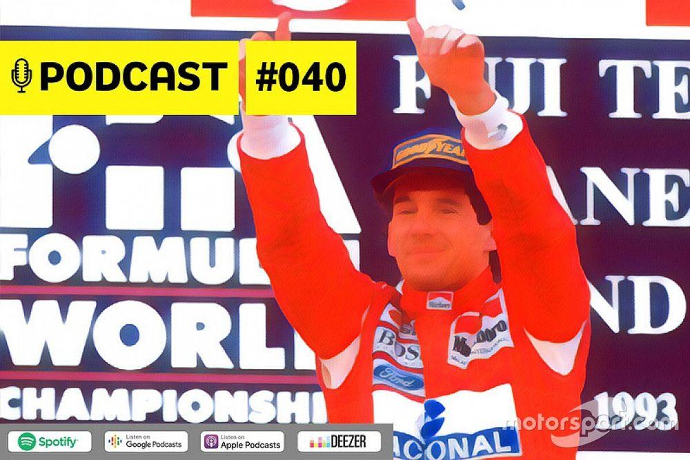 Podcast #040 - Senna é o maior esportista brasileiro após a era Pelé?