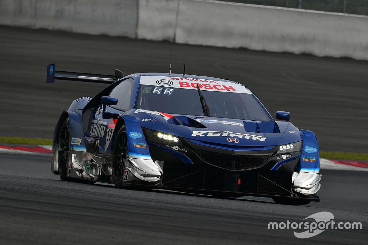"Baguette elated by Fuji win in ""super-tough"" situation"