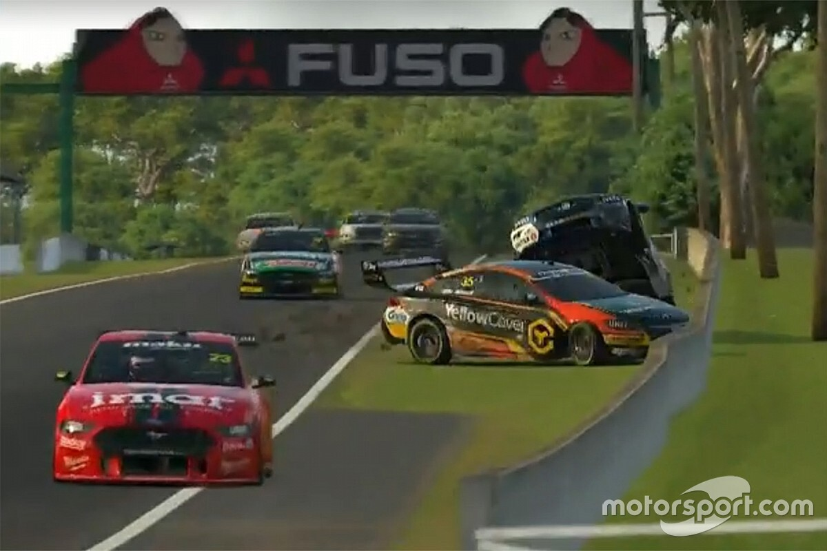Best of the banter – Supercars at Bathurst