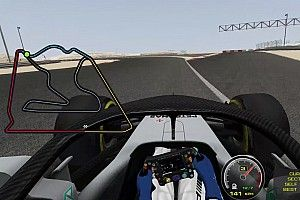 Video: An onboard lap of Bahrain's 'oval' circuit