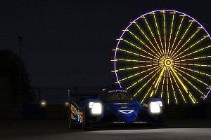 Galería: las increíbles imágenes de la noche de Le Mans virtual