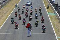 La MotoGP correrà solo in Europa e terminerà a Portimao