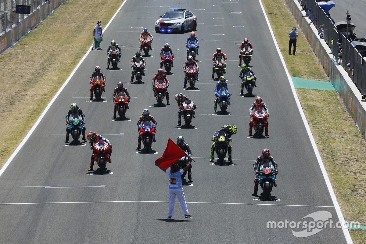 El Mundial de MotoGP se correrá solo en Europa y terminará en Portimão