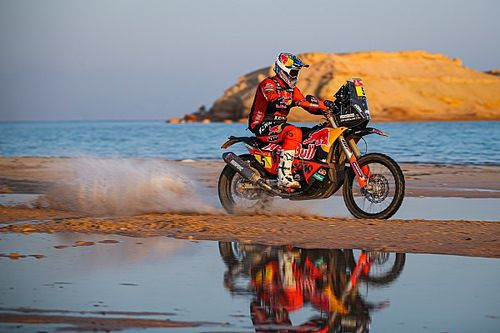 Dakar: abbuoni a Sunderland e Brabec per i soccorsi a Price