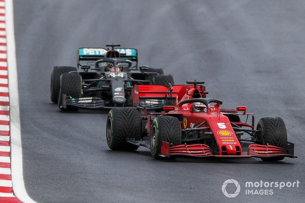 """Turquía fue """"una inyección de moral"""" para Ferrari"""
