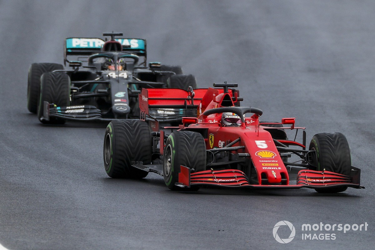 Binotto Ferrari S Upswing In Form Encouraging For F1 2021