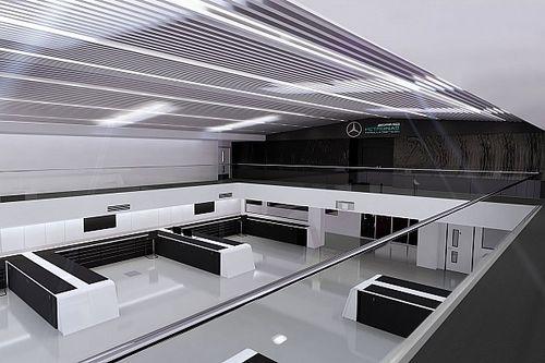 Mercedes modificará por primera vez sus históricas instalaciones de F1