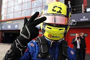 """Norris comemora segundo pódio na F1 após """"corrida longa e difícil"""" e decepção do sábado"""