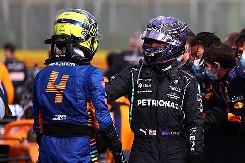 Norris Harap McLaren Bisa Bersaing dengan Red Bull dan Mercedes